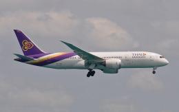 hs-tgjさんが、プーケット国際空港で撮影したタイ国際航空 787-8 Dreamlinerの航空フォト(飛行機 写真・画像)