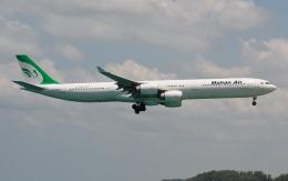 hs-tgjさんが、プーケット国際空港で撮影したマーハーン航空 A340-642の航空フォト(飛行機 写真・画像)