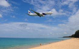 hs-tgjさんが、プーケット国際空港で撮影したマレーシア航空 737-8H6の航空フォト(飛行機 写真・画像)
