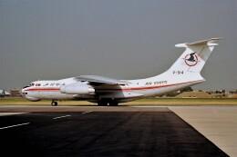 ハミングバードさんが、名古屋飛行場で撮影した高麗航空 Il-76MDの航空フォト(飛行機 写真・画像)