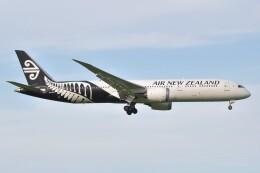 fly A340さんが、成田国際空港で撮影したニュージーランド航空 787-9の航空フォト(飛行機 写真・画像)