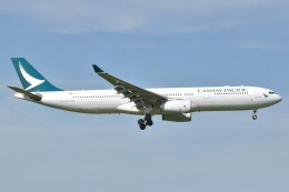 fly A340さんが、成田国際空港で撮影したキャセイパシフィック航空 A330-343Xの航空フォト(飛行機 写真・画像)