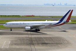 Yashiさんが、羽田空港で撮影したフランス空軍 A330-223の航空フォト(飛行機 写真・画像)