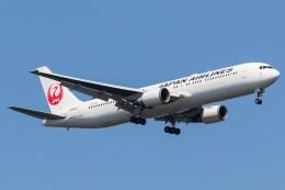 walker2000さんが、羽田空港で撮影した日本航空 767-346/ERの航空フォト(飛行機 写真・画像)