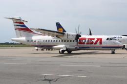 kinsanさんが、ザグレブ空港で撮影したチェコ航空 ATR 42-500の航空フォト(飛行機 写真・画像)