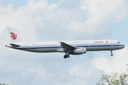 木人さんが、成田国際空港で撮影した中国国際航空 A321-232の航空フォト(飛行機 写真・画像)