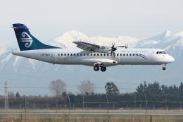 kinsanさんが、クライストチャーチ国際空港で撮影したマウントクック・エアライン ATR 72-500 (72-212A)の航空フォト(飛行機 写真・画像)