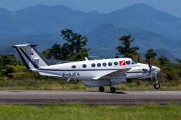 またぁりさんが、静岡空港で撮影したフランス企業所有 B200 Super King Airの航空フォト(飛行機 写真・画像)