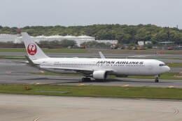 プルシアンブルーさんが、成田国際空港で撮影した日本航空 767-346/ERの航空フォト(飛行機 写真・画像)