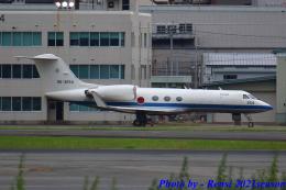 れんしさんが、福岡空港で撮影した航空自衛隊 U-4 Gulfstream IV (G-IV-MPA)の航空フォト(飛行機 写真・画像)
