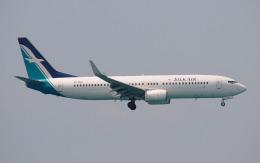hs-tgjさんが、プーケット国際空港で撮影したシルクエア 737-8SAの航空フォト(飛行機 写真・画像)