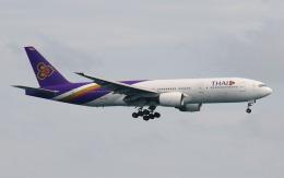 hs-tgjさんが、プーケット国際空港で撮影したタイ国際航空 777-2D7の航空フォト(飛行機 写真・画像)