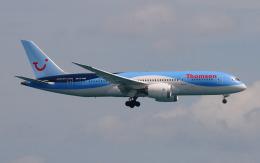 hs-tgjさんが、プーケット国際空港で撮影したトムソン航空 787-8 Dreamlinerの航空フォト(飛行機 写真・画像)