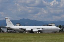 チャーリーマイクさんが、横田基地で撮影したアメリカ空軍 E-8C J-Stars (707-300C)の航空フォト(飛行機 写真・画像)