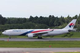かっちゃん✈︎さんが、成田国際空港で撮影したマレーシア航空 A330-323Xの航空フォト(飛行機 写真・画像)