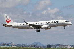 やまけんさんが、仙台空港で撮影したジェイエア ERJ-190-100(ERJ-190STD)の航空フォト(飛行機 写真・画像)