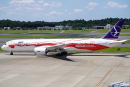SFJ_capさんが、成田国際空港で撮影したLOTポーランド航空 787-9の航空フォト(飛行機 写真・画像)
