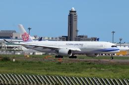 フレッシュマリオさんが、成田国際空港で撮影したチャイナエアライン A350-941の航空フォト(飛行機 写真・画像)
