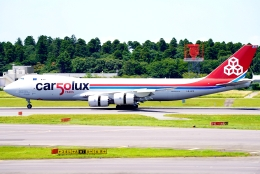 SFJ_capさんが、成田国際空港で撮影したカーゴルクス 747-8R7F/SCDの航空フォト(飛行機 写真・画像)