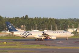 天王寺王子さんが、成田国際空港で撮影したチャイナエアライン A330-302の航空フォト(飛行機 写真・画像)