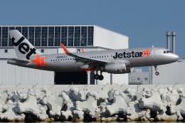 きんめいさんが、関西国際空港で撮影したジェットスター・ジャパン A320-232の航空フォト(飛行機 写真・画像)