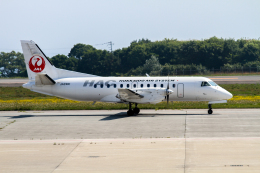 M.Chihara_1さんが、函館空港で撮影した北海道エアシステム 340B/Plusの航空フォト(飛行機 写真・画像)