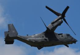 チャーリーマイクさんが、横田基地で撮影したアメリカ空軍 CV-22Bの航空フォト(飛行機 写真・画像)