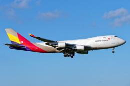 Cozy Gotoさんが、成田国際空港で撮影したアシアナ航空 747-446F/SCDの航空フォト(飛行機 写真・画像)