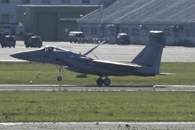 Sharp Fukudaさんが、新千歳空港で撮影した航空自衛隊 F-15J Eagleの航空フォト(飛行機 写真・画像)