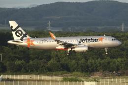 Sharp Fukudaさんが、新千歳空港で撮影したジェットスター・ジャパン A320-232の航空フォト(飛行機 写真・画像)
