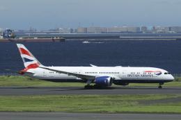 Sharp Fukudaさんが、羽田空港で撮影したブリティッシュ・エアウェイズ 787-9の航空フォト(飛行機 写真・画像)
