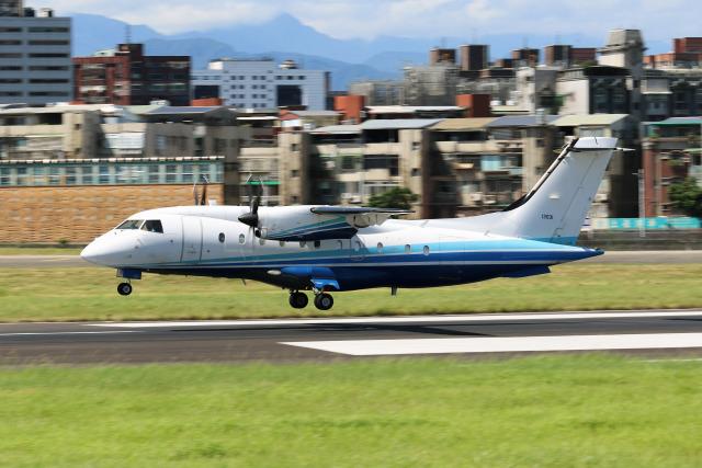 HLeeさんが、台北松山空港で撮影したアメリカ空軍 C-146A Wolfhoundの航空フォト(飛行機 写真・画像)