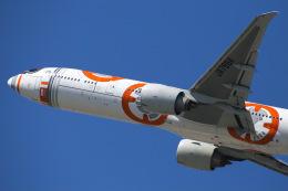 kaltさんが、サンフランシスコ国際空港で撮影した全日空 777-381/ERの航空フォト(飛行機 写真・画像)