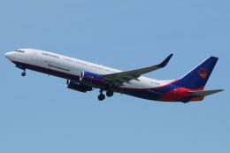 きんめいさんが、関西国際空港で撮影した広東龍浩航空 737-8AS(BCF)の航空フォト(飛行機 写真・画像)