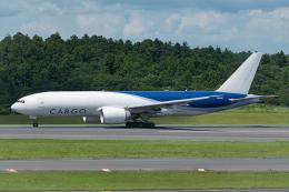 Tomo-Papaさんが、成田国際空港で撮影したサザン・エア 777-F16の航空フォト(飛行機 写真・画像)