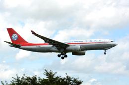 アルビレオさんが、成田国際空港で撮影した四川航空 A330-243Fの航空フォト(飛行機 写真・画像)