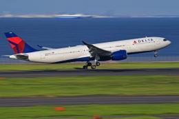 Souma2005さんが、羽田空港で撮影したデルタ航空 A330-941の航空フォト(飛行機 写真・画像)