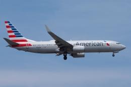 zettaishinさんが、ジェネラル・エドワード・ローレンス・ローガン国際空港で撮影したアメリカン航空 737-823の航空フォト(飛行機 写真・画像)