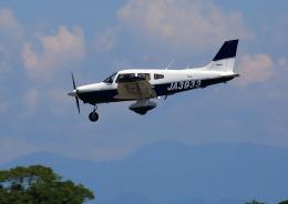タミーさんが、静岡空港で撮影した日本個人所有 PA-28-181 Archer IIの航空フォト(飛行機 写真・画像)