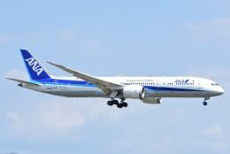 M.Tさんが、関西国際空港で撮影した全日空 787-9の航空フォト(飛行機 写真・画像)
