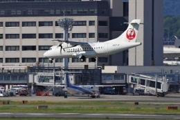 mild lifeさんが、伊丹空港で撮影した日本エアコミューター ATR 42-600の航空フォト(飛行機 写真・画像)