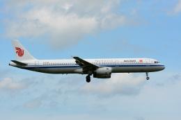 アルビレオさんが、成田国際空港で撮影した中国国際航空 A321-232の航空フォト(飛行機 写真・画像)