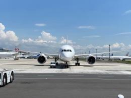 かずまっくすさんが、羽田空港で撮影した日本航空 787-8 Dreamlinerの航空フォト(飛行機 写真・画像)