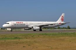 北の熊さんが、新千歳空港で撮影した香港ドラゴン航空 A321-231の航空フォト(飛行機 写真・画像)