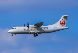 rokko2000さんが、伊丹空港で撮影した日本エアコミューター ATR 42-600の航空フォト(飛行機 写真・画像)