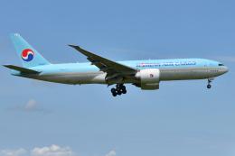 saoya_saodakeさんが、成田国際空港で撮影した大韓航空 777-FB5の航空フォト(飛行機 写真・画像)