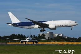 tassさんが、成田国際空港で撮影したサザン・エア 777-F16の航空フォト(飛行機 写真・画像)