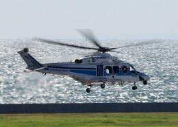 ビッグジョンソンさんが、北九州空港で撮影した海上保安庁 AW139の航空フォト(飛行機 写真・画像)
