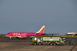 takamaruさんが、静岡空港で撮影したフジドリームエアラインズ ERJ-170-200 (ERJ-175STD)の航空フォト(飛行機 写真・画像)