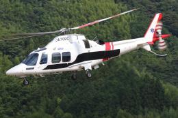 ゴンタさんが、静岡ヘリポートで撮影した静岡エアコミュータ AW109SP GrandNewの航空フォト(飛行機 写真・画像)